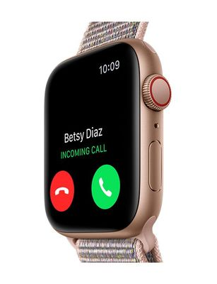 Apple Watch GPS + Cellular, puhelin kellossasi