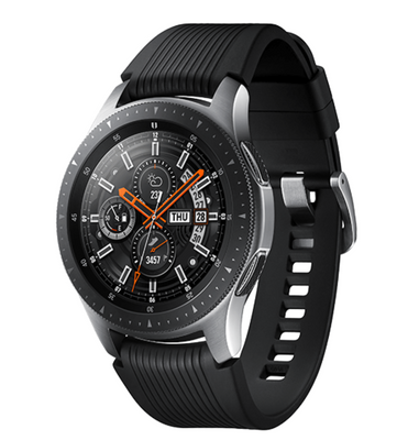 Galaxy Watch 46mm harmaa