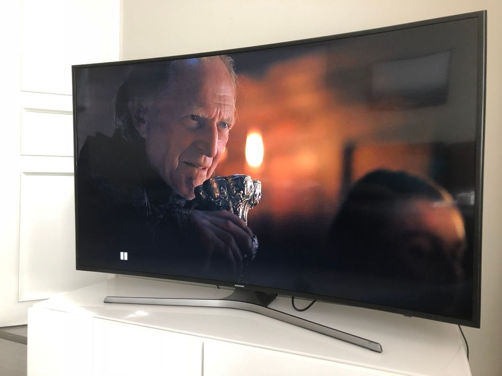 Chromecast. Kuva: HBO, Game of Thrones